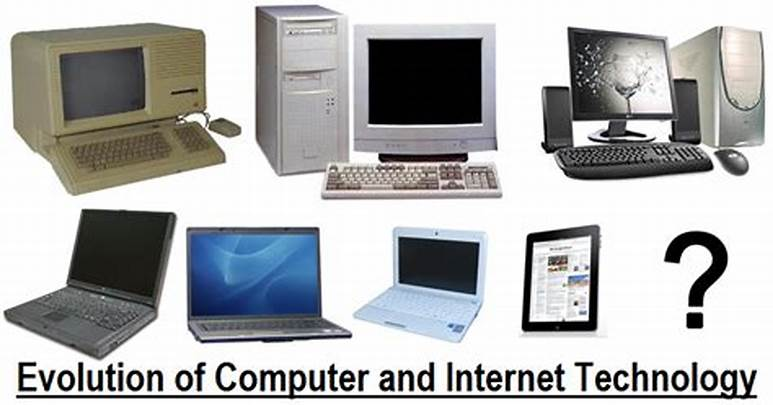 evolution of computer technology